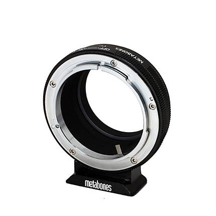 Metabones Canon FD to E-mount adapter (Black Matte)