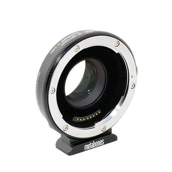 Metabones Canon EF to Micro FourThirds T Speed Booster XL 0.64x (Black)
