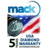 Mack 5YR Diamond Warranty Under 2500 For Digital Still, Video, Lens, Flash