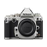 Nikon Df 16.2 MP CMOS Digital Camera (Body Only)-Silver