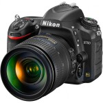 Nikon D750 24.3 MP CMOS Digital Camera with 24-120mm Lens - Black