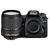 Nikon D7500 DX-format DSLR with 18-140mm VR Lens Black