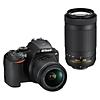 Nikon D3500 DSLR Camera with 18-55mm and 70-300mm Lenses Kit