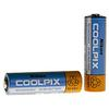 Nikon EN-MH1 COOLPIX NiMH Rechargeable Batteries (2 pack)