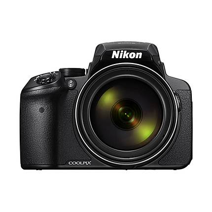 Nikon COOLPIX P900 Digital Camera - Black
