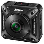 Nikon KeyMission 360 Action Camera - Black
