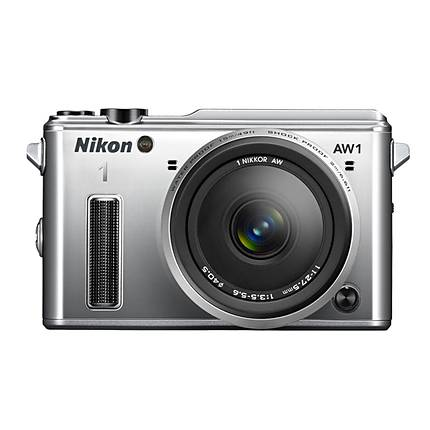 Nikon 1 AW1 14.2MP Camera with 1 Nikkor AW 11-27.5mm Lens