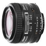 Nikon AF Nikkor 28mm f/2.8D Wide Angle Prime Lens - Black