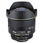Nikon AF Nikkor 14mm f/2.8D ED Ultra Wide Angle Prime Lens - Black
