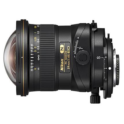 Nikon PC NIKKOR 19mm f/4E ED Lens