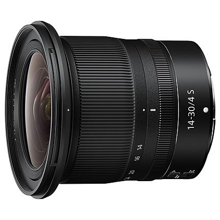 Nikon NIKKOR Z 14-30mm f/4 S Lens - for Z Series Cameras