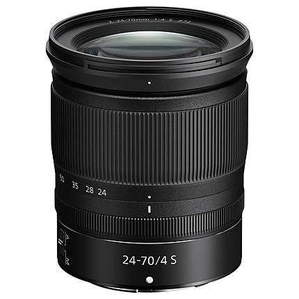 Nikon NIKKOR Z 24-70mm f/4 S Lens - for Z Series Cameras
