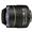 Nikon AF DX Fisheye-Nikkor 10.5mm f/2.8G ED Compact Lens - Black