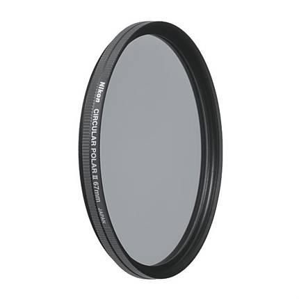 Nikon 67mm Circular Polarizer II Filter