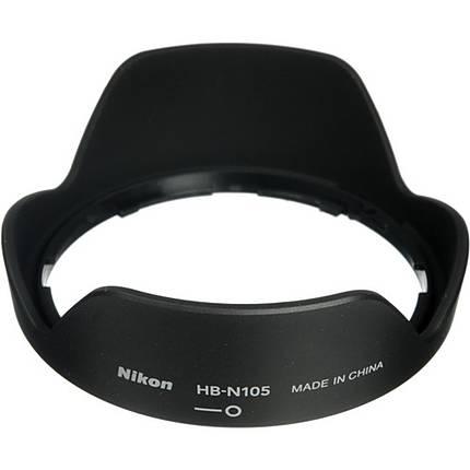 Nikon HB-N105 Black Lens Hood for 1 NIKKOR 6.7-13mm