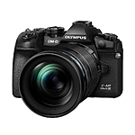 Olympus OM-D E-M1 Mark III Mirrorless Camera with 12-100mm f/4.0 IS PRO Lens