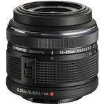 Olympus M.Zuiko 14-42mm f/3.5-5.6 II R Compact Lens - Black