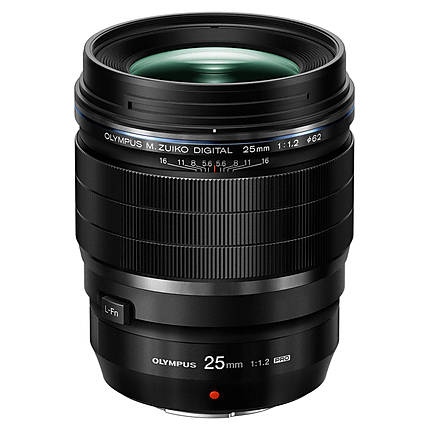 Olympus M.Zuiko ED 25mm f/1.2 PRO Lens