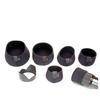OP/TECH Hood Hat Small 3.5 Inch Black