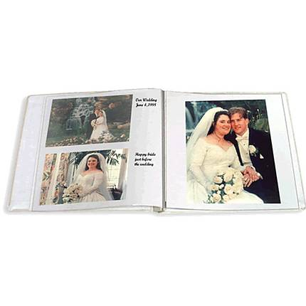 Pioneer 5 X 7 In Refill Pages For Wf5781 Wedding Photo Album 20 Photos