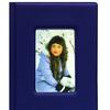 Pioneer 4 x 6 In. Frame Cover Photo Album (24 Photos) - Navy Blue