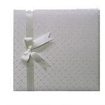 Pioneer 12 x 12 In. Diamond Fabric Ribbon Scrapbook