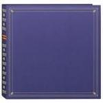 Pioneer 4 x 6 In. Full Size Memo Pocket Photo Album (300 Photos) - Bay Blue