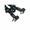 Paramount 5 Feet V-4C Coiled PC To PC Metz Flash Cord (Black)