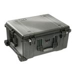 Pelican 1614 Case w/Foam Dividers Black