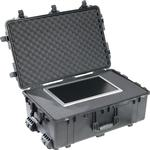 Pelican 1650 Water Tight / Pick  and  Pluck Foam Hard Case (Black)