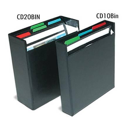 Print File CD 10 Storage Bin