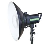 Phottix Pro Beauty Dish MK II w/ Bowens Speed Ring, Honeycomb, and Diffuser