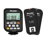 Phottix Odin Wireless TTL Flash Trigger Set W/ 2 Receivers For Canon NEW 1.5
