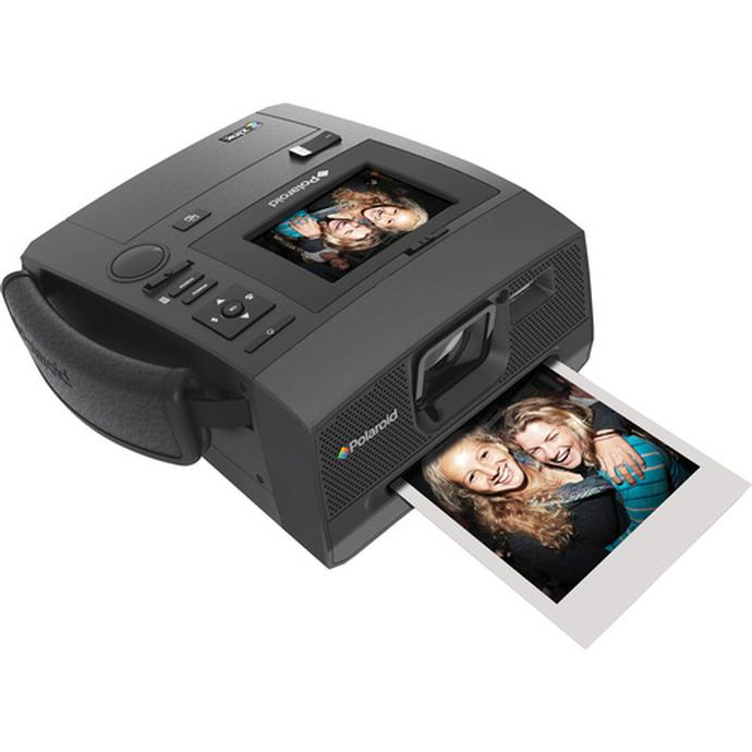 Polaroid Z340 Instant Digital Camera with ZINK (Zero Ink) Printing ...