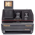 Polaroid Originals 600 Camera - Impulse