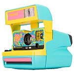 Polaroid Originals 600 Camera - 96 Cam - Fresh Blue