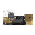 Polaroid HOLIDAY Now Black Golden Moments Everything Box