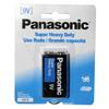 Panasonic Super Heavy Duty 9v Battery 1 Pack