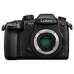 Panasonic Lumix GH5S Mirrorless Micro 4/3 Digital Camera Body Only - Black