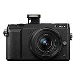 Panasonic GX85 Mirrorless Micro 4/3 Digital Camera with 12-32mm Lens Black