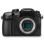 Panasonic Lumix DMC-GH4K 16.5MP Single Lens Camera (Body Only)-Black