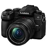 Panasonic LUMIX G95 Mirrorless Digital Camera with 12-60mm Lens