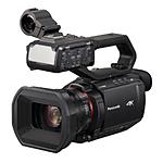 Panasonic X2000 4K Pro Camcorder