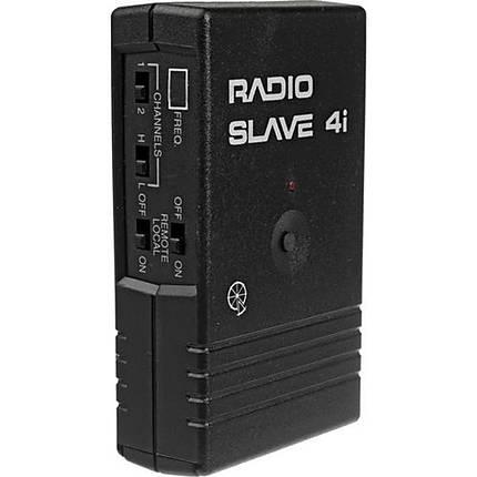 Quantum 4i Radio Slave Set (Receiver + Sender) (505SI) Frequency B