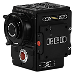 Red Digital Cinema DSMC2 BRAIN with MONSTRO 8K VV Sensor and Al PL Mount