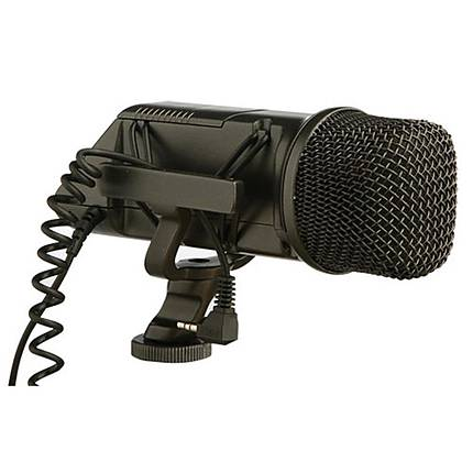 Rode Stereo VideoMic - Camera Mounted Microphone