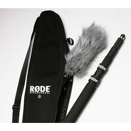 Rode Boompole Bag for Boompole with Shotgun (Black)