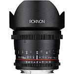 Rokinon 10mm T3.1 APS-C Cine DS Lens for Micro Four Thirds