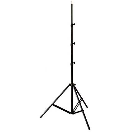 RPS 8ft 4Section Black Stand Medium Weight