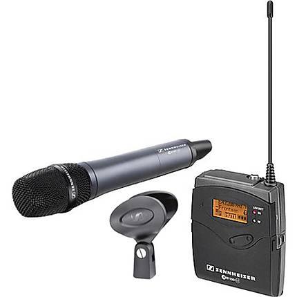 Sennheiser Camera Mount Wireless Microphone System (Black)